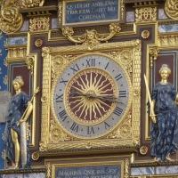 La plus vieille horloge publique de Paris