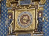 La plus vieille horloge publique deParis
