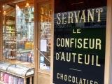 Un confiseur parisiencentenaire