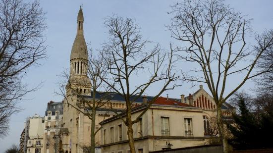 Eglise d'Auteuil, Paris