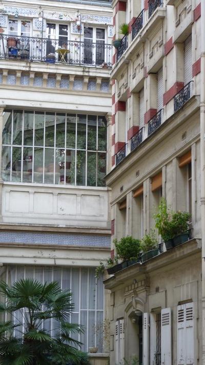Villa Michel-Ange, Paris
