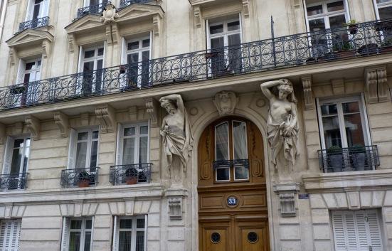 33 rue Leconte de Lisle, Paris