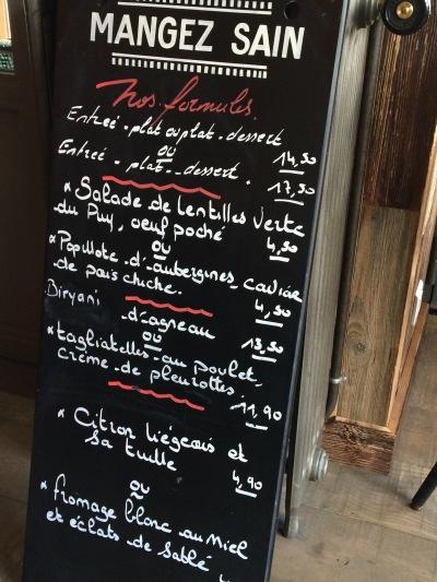 L'ardoise, Maison Becquey, Paris