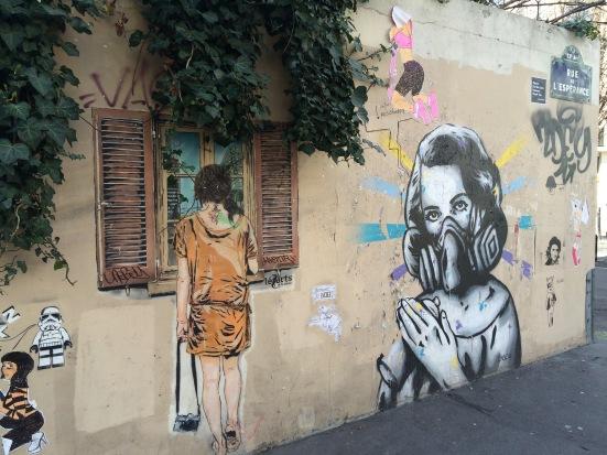Rue de l'Espérance, Paris