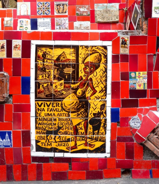"""""""Vivre dans une favela est un art"""""""