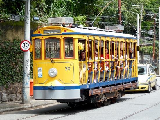Tramway de Santa Teresa