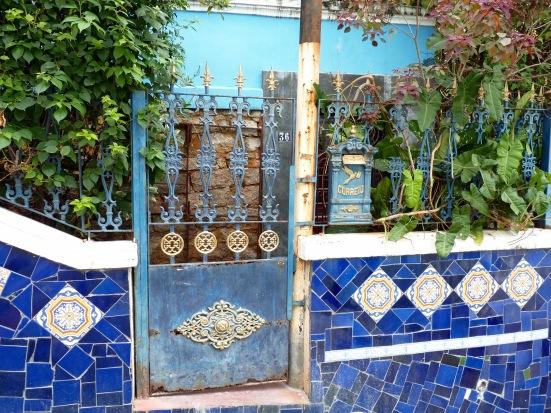 Maison typique de Santa Teresa, Rio de Janeiro