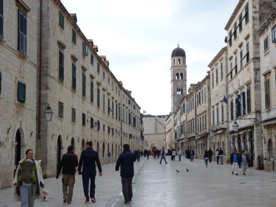 Le Stadun, Dubrovnik