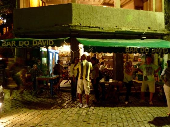 Bar do David, Favela Chapeu Manguera, Rio de Janeiro