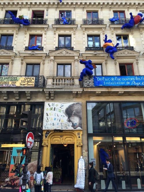 Ateliers d'artistes 59 Rivoli, Paris