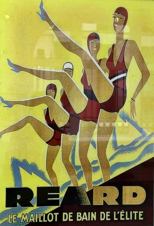Publicité Réard, 1930