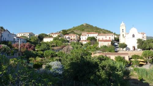 Village de Cargèse, Corse