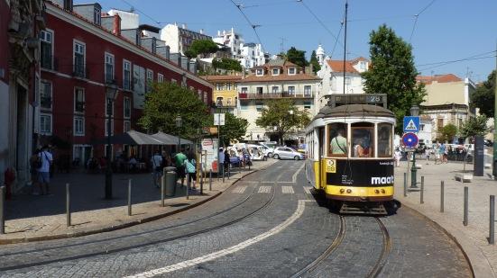 Tramway n° 28