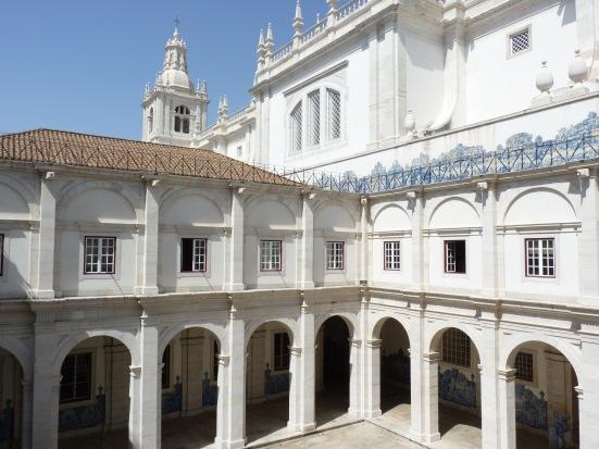 Le couvent Sao Vicente de Fora