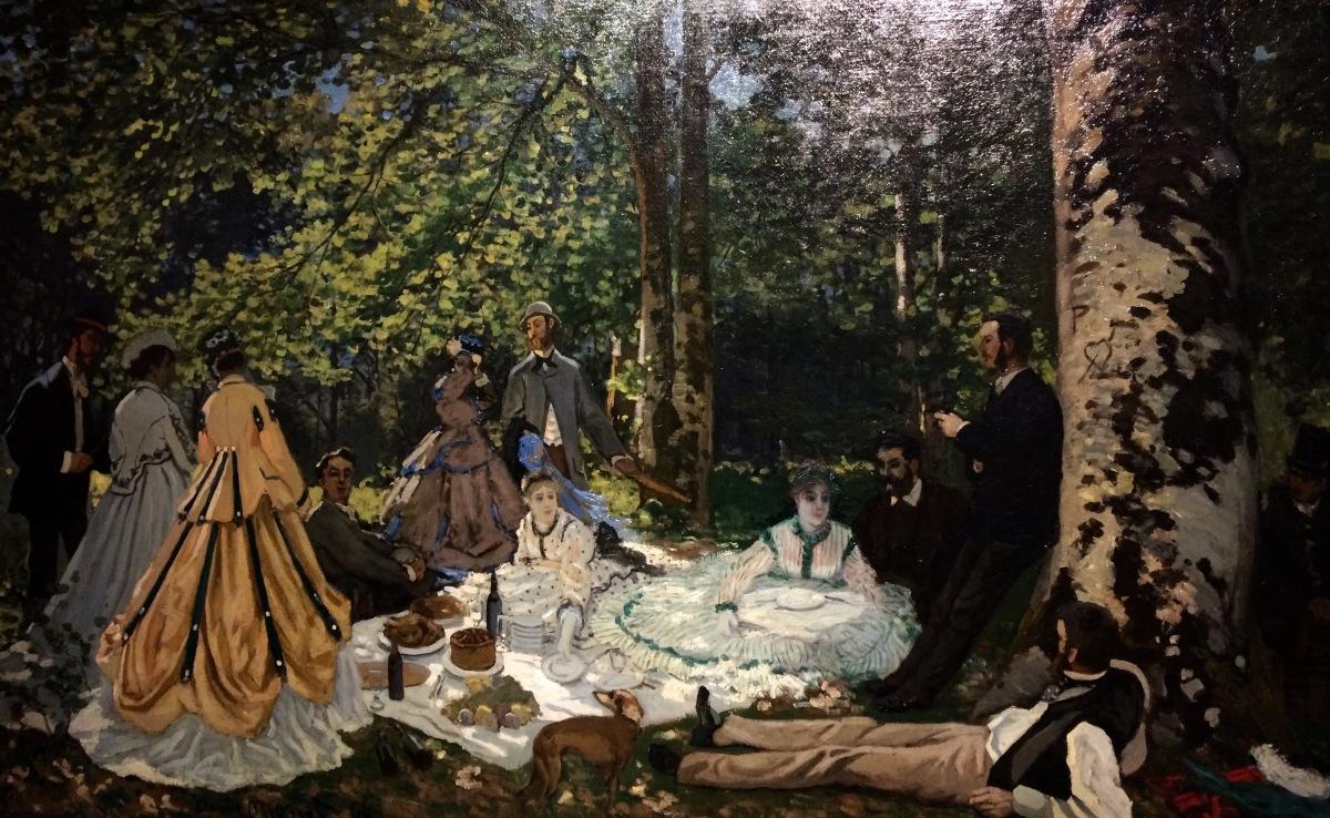 Chtchoukine la collection russe qui résonne en France