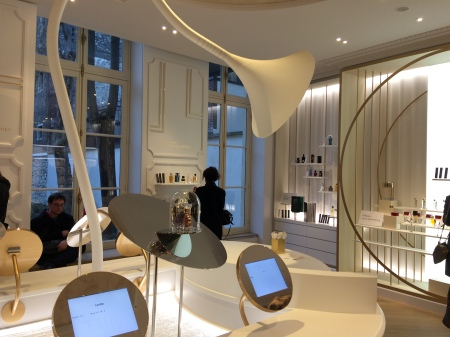 La boutique du Grand musée du parfum, Paris © Barbaravousenditplus