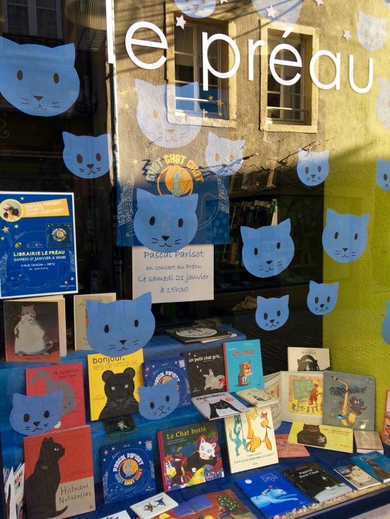 Le Préau, librairie pour enfants à Metz