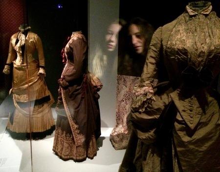 Robes XIXe siècle