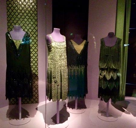 Robes des années 30
