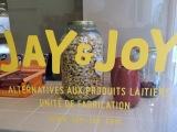 Jay & Joy : vive les fromages vegan!