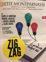 Zig Zag, ou trois mises en scène du Médecin MalgréLui