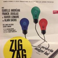 Zig Zag, ou trois mises en scène du Médecin Malgré Lui