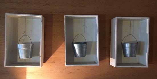 Three pots, Matthew Rose