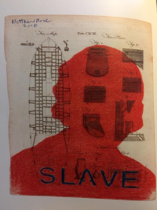 SLAVE, 2008, Matthew Rose