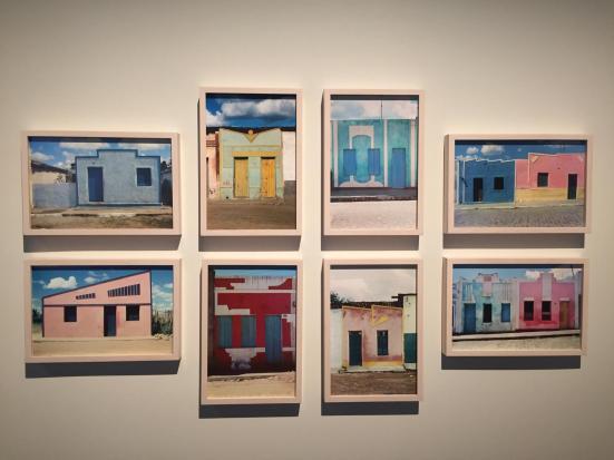 Série Façades, Anna Mariani, 1973-1986, tirages jets d'encre, Collection de l'artiste, Sao Paulo