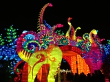 Festival de lumières au Jardin desPlantes