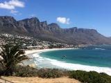Cap au sud de l'Afrique duSud