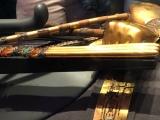 La galerie du trésor deToutânkhamon