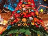 Lumières féériques de Noël pour retrouver del'espoir