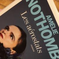 Les aérostats, Amélie Nothomb