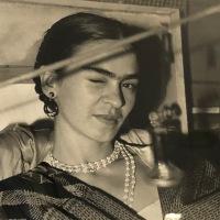 Dans les yeux de Frida Kahlo