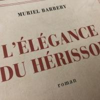 L'élégance du hérisson, Muriel Barbery